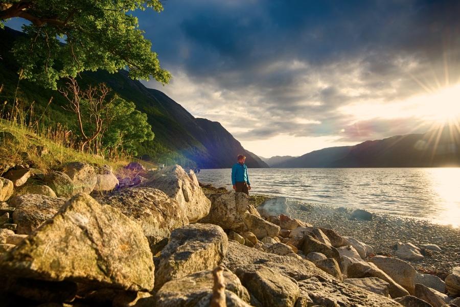 Wander Und Kletterausrüstung : Norwegen abenteuer mit kindern klettern kanu wandern